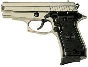 P229 Rev2 Replica Sig Sauer 9 MMPA Blank firing gun-Satin