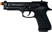 Front Firing Jackal 9MMPA Blank Firing Gun-Black