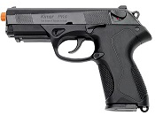 Front Firing Beretta PX4 9MMPA Blank Gun Replica Black