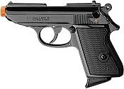 Front Firing PPK 9MMPA Blank Firing Gun Black