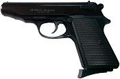 Makarov PM 9MMPA Blank Firing Gun- Matte Black