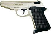 Makarov PM 9MMPA Blank Firing Gun-Satin