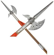 Swiss Halberd Replica