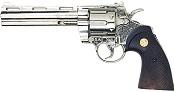 ".357 Police Magnum Replica Non Firing Pistol 6"" Barrel"