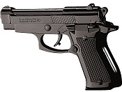 Kimar M85 8MM  Semi-Auto Blank Firing Pistol - Black Finish