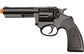 Kimar Power Front Firing Blank Revolver 9MMPA - Black Finish