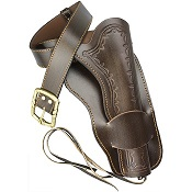 Western Single Leather Holster
