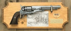 Civil War Union Framed Set