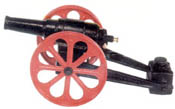 1917 Civil War Cannon