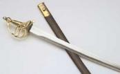 Revolutionary War Sword.