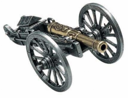 Miniature Napoleon Cannon