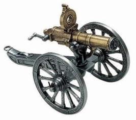 Miniature Gatlinggun Cannon