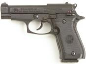 Beretta M85-8MM Replica Blank Firing Gun-Black