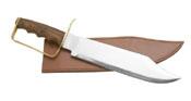 Civil War CSA D-Guard Bowie Knife