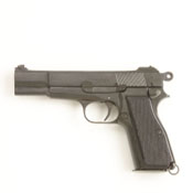 HP Non Firing Replica Pistol