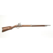French Model 1807 Non Firing Flintlock Rifle-Gray