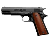 Bruni 1911 Blank Firing Gun 8mm Black-Wood