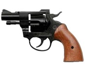 Olympic 6MM 8 shot Blank Gun-Black-Wood