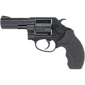 .38 Detective Revolver 3 Inch 380/9MM Blank Gun-Black