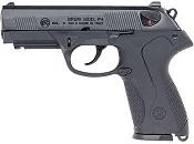 Beretta PX4 Storm 9MMPA Blank Firing Gun-Black