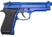 M92 8mm Blank Gun Blue Finish