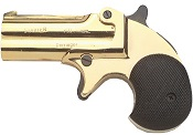 Blank Firing 1866 Derringer 6mm - Gold