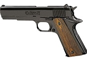 Kimar 911 8MM Semi-Auto Blank Firing Pistol - Black Finish Checkered Grips