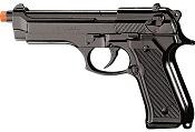 Kimar M 92 Front Firing 9MMPA Blank Gun Black Finish