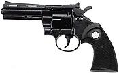 Kimar Colt Python 4 357  Blank Gun Black