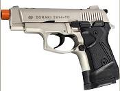 Zoraki 2914 Satin Semi Auto Front Firing 9MMPA Blank Gun
