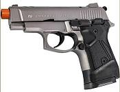 Zoraki 2914 Titanium Semi Auto Front Firing 9MMPA Blank Gun