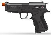 Retay XPRO 9MMPA Front Firing Blank Firing Gun Black
