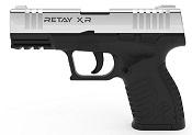 Retay XR Nickel Front Firing 9MMPA Blank firing gun