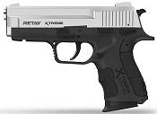 Retay XTREME Nickel Front Firing 9MMPA Blank Firing Gun
